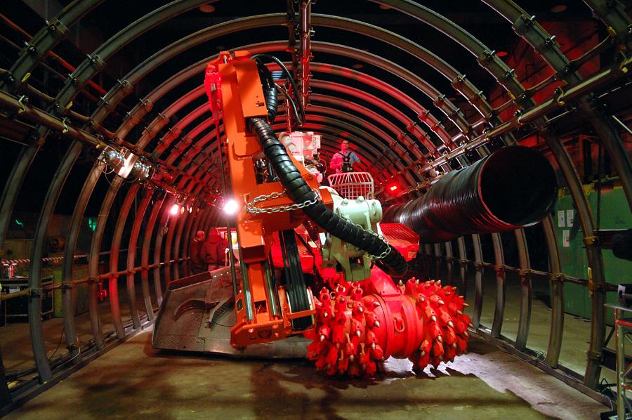 Części do maszyn górniczych